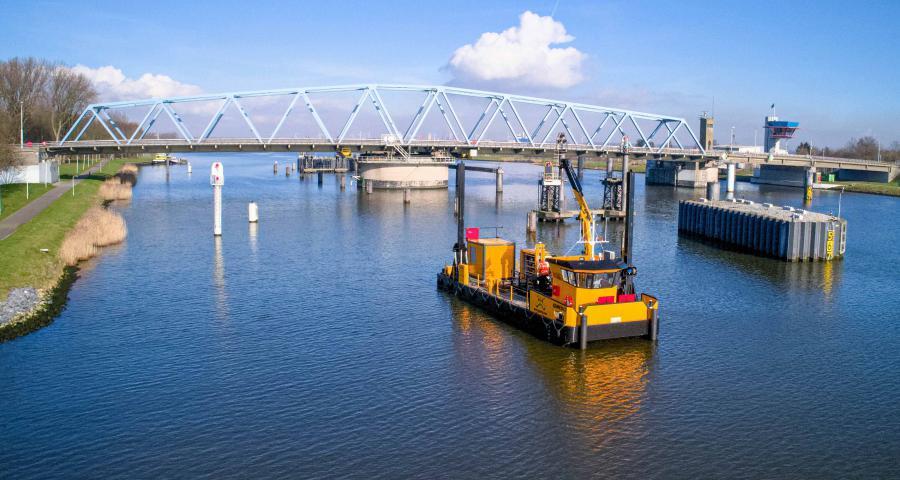 Walhout civil geotechnisch onderzoek duikinspecties