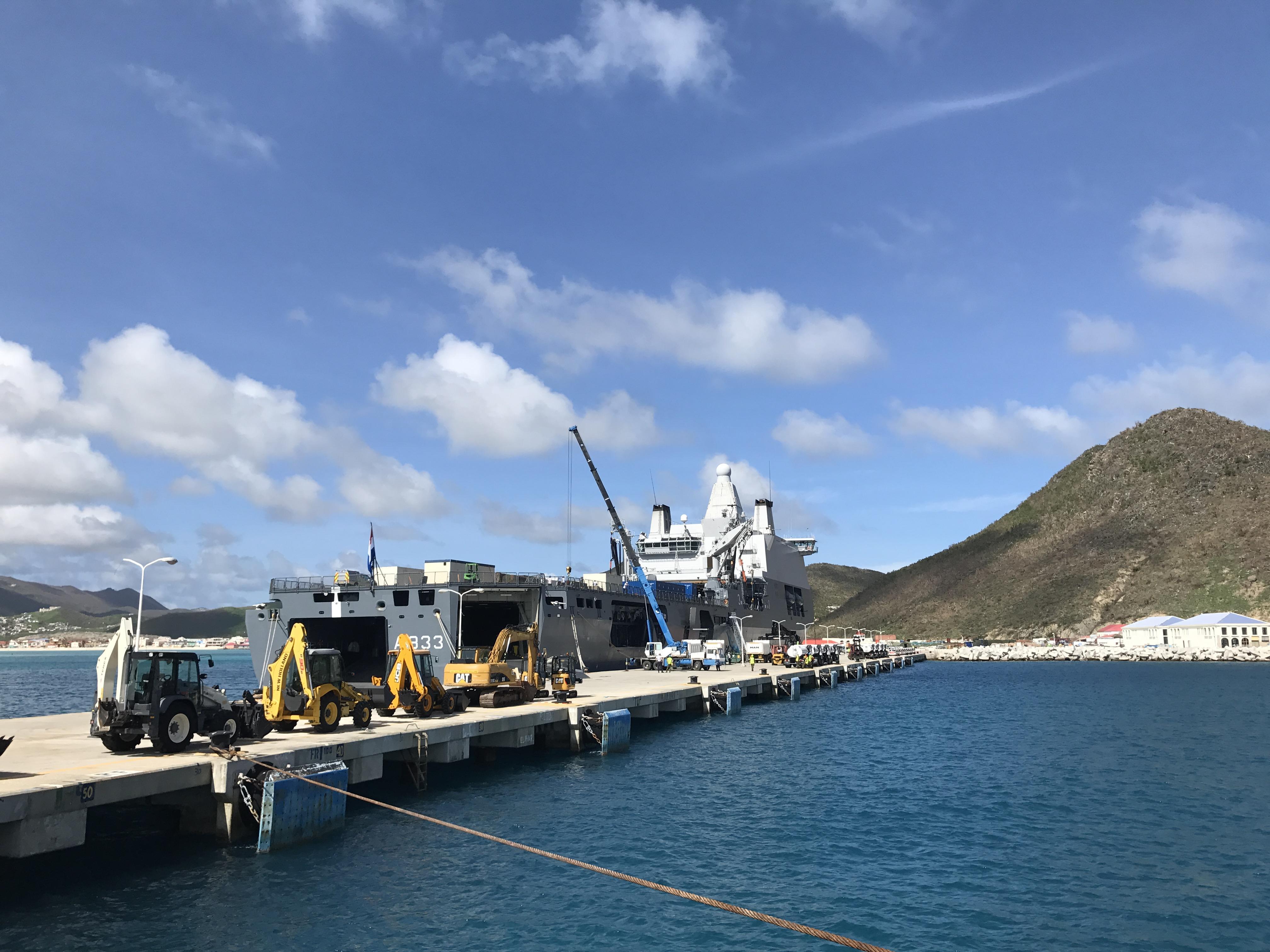 Crisismanagement-Sint Maarten